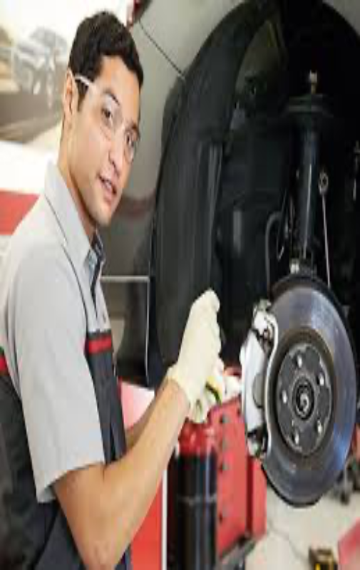 Rear Brake Service